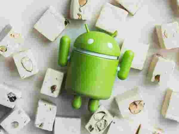 Android 7.0 Nougat out-of-the box