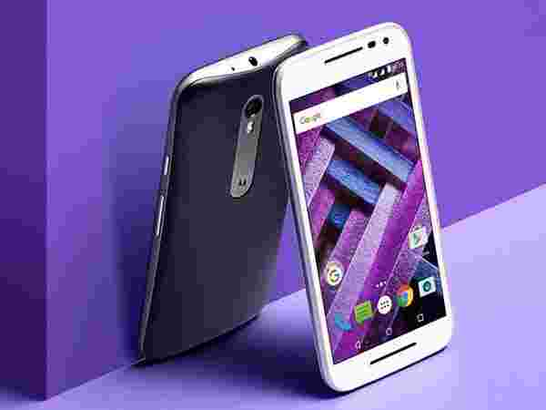 Moto G Turbo Edition (White) Available at Rs. 8,999