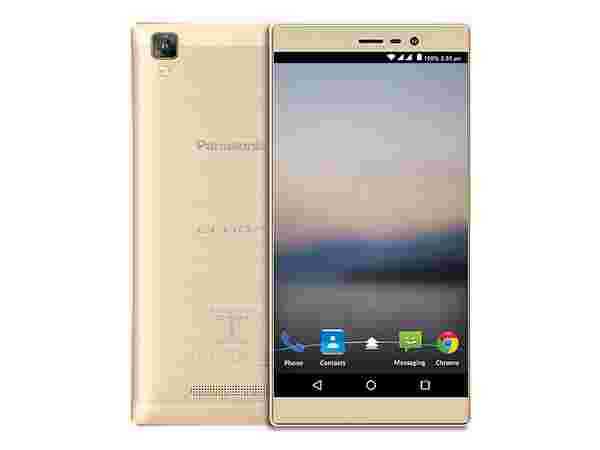 Panasonic Eluga Turbo (Champagne Gold) Available at Rs. 7,499