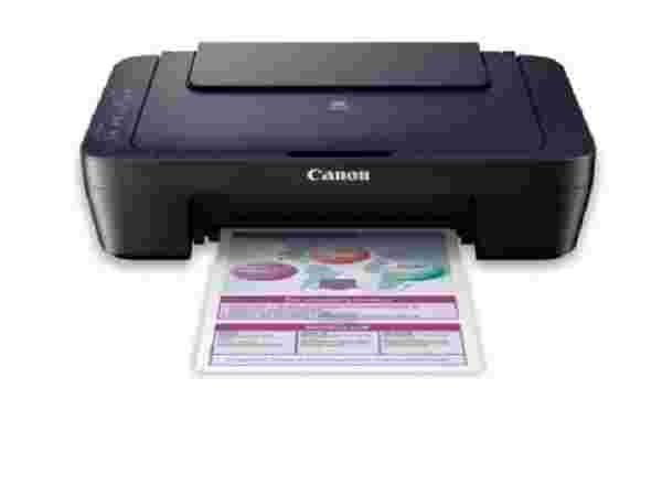 Canon PIXMA E400 Colour Multifunction Inkjet Printer (Rs. 4,220 on Amazon.in)