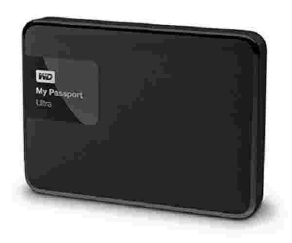 WD My Passport Ultra 1TB Portable External Hard drive (Rs. 4,199 on Amazon.in)