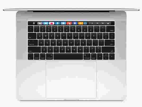 All New Touch Bar