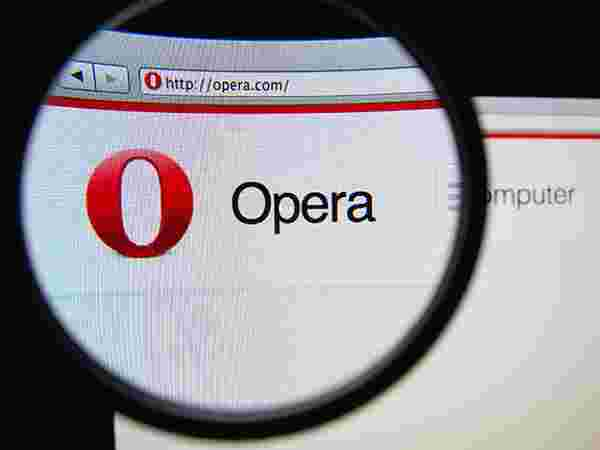Use Opera Browser instead of others