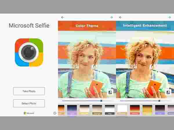Microsoft's Selfie App is Powered by Computer Vision Technology