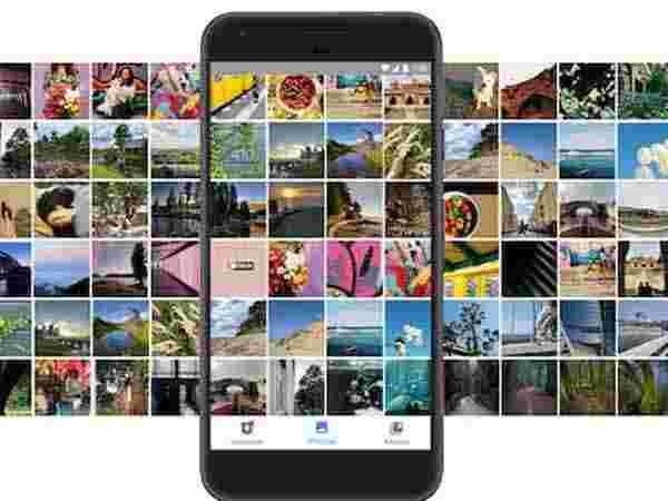 Set Up Google Photos