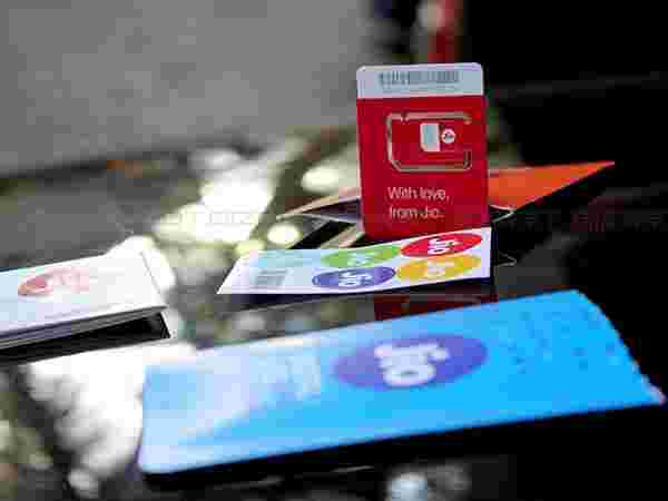 Jio 4G SIM Card if You Won't Refill Data Pack-BAD