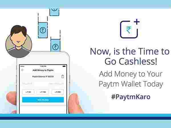 Paytm Services are Absolutely Free