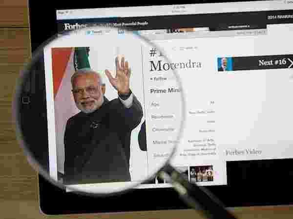 Other Narendra Modi App's Available