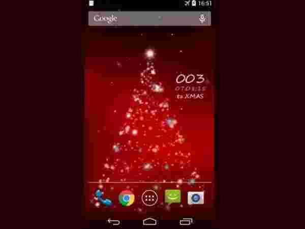 Christmas Free Live Wallpaper Apps