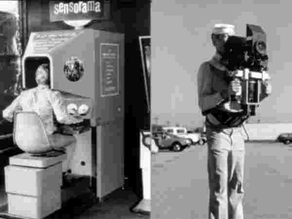 Stereophonic Television Head-Mounted Display, 1960's