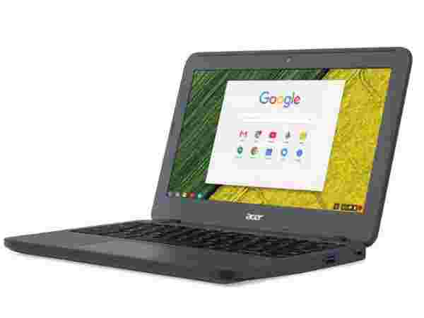 Acer Chromebook Now Comes with More Durable Body
