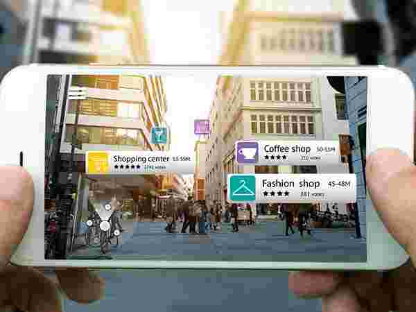 Get to Know Your Surroundings with Augmented Reality