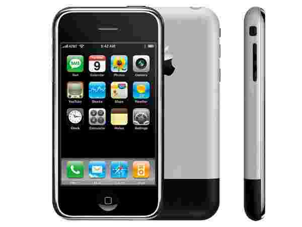 iPhone (First Generation)