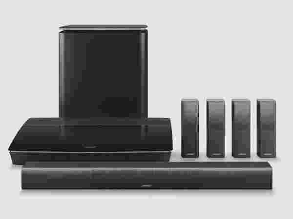 Bose LifeStyle 650 and LifeStyle 600 Home Entertainment Systems