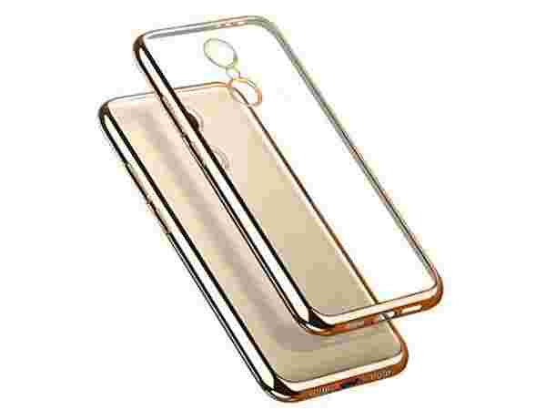 KAIRA Transparent Soft Ultra Slim Back Cover Case