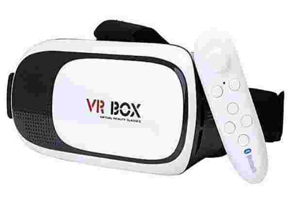 ShopAIS VR Box With Remote 2nd Generation Enhanced