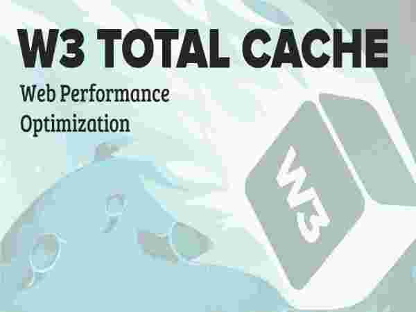W3 Total Cache- Caching Plug-in
