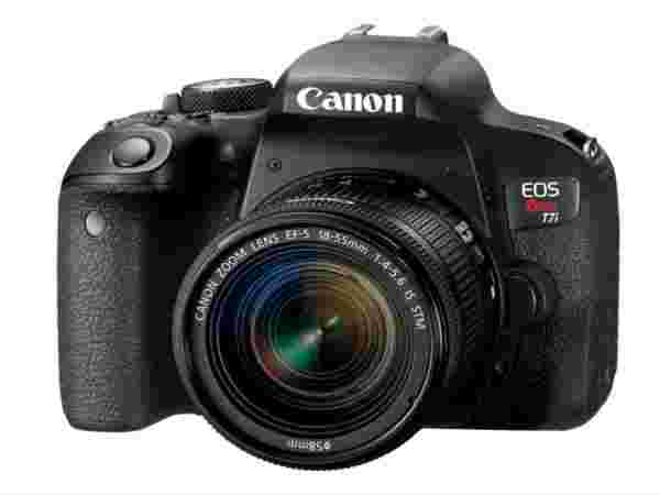 Canon EOS Rebel T7i Camera