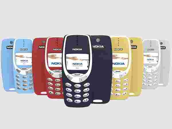 Availability and launch of Nokia 3310
