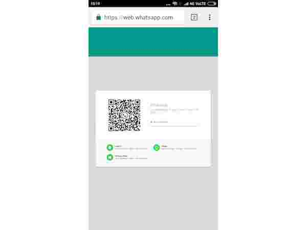 How to use the same WhatsApp account on two smartphones at a