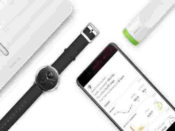 Rebranding of Withings products to Nokia
