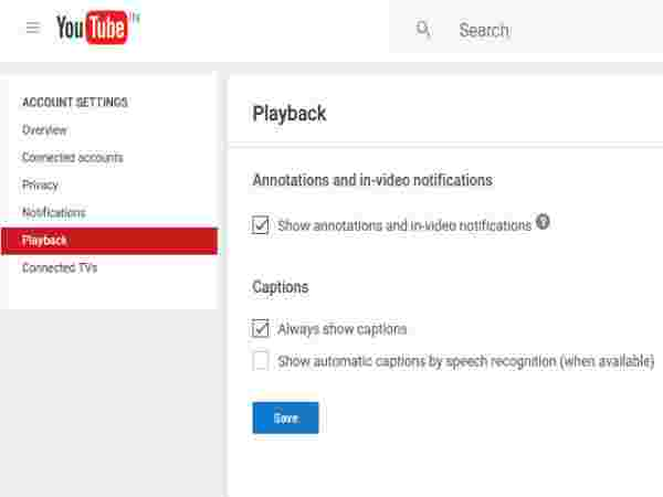 How to turn off annoying YouTube annotations - Gizbot News