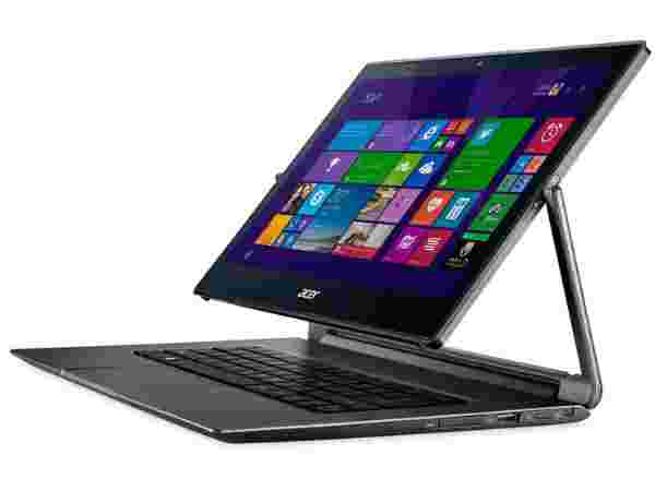 Upto 30% off on Acer 2 in 1 laptop