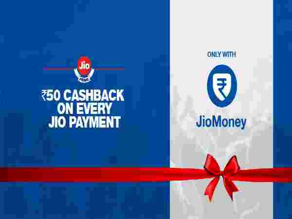 Recharge Rs. 303 also via Jio Money