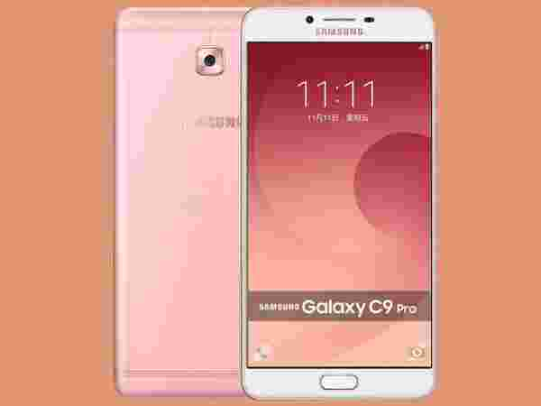Samsung Galaxy C9 pro (EMI starts at Rs 3,295.81/month)