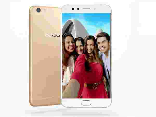 Oppo F3 Plus (No Interest Cost EMIs from Rs 2,583/month)