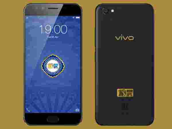 Vivo V5 Plus IPL Limited Edition