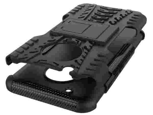 Hybird Kick Stand Military Grade Armor Back Cover Case