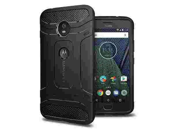 Slim Rugged Armor Shock Proof Bumper Back Cover