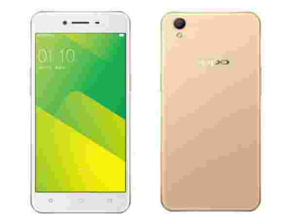 Get Oppo A37F (16GB) for only Rs 8999* (with Exchange)