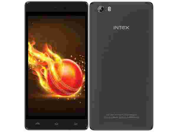 Flat Rs.200 Off on Intex Lions 4G - Buy for Rs. 4,799 Only