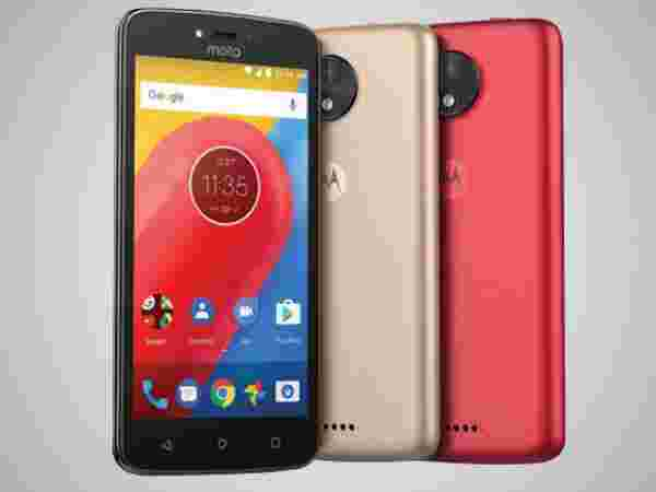 Moto C Plus will have 4G support