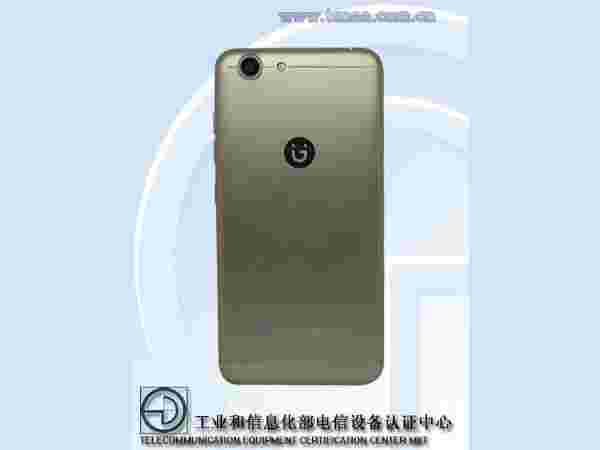 Another Gionee model with same design