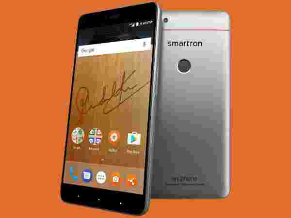 Smartron Srt.phone (EMI starts at Rs 1,786.26 per month)