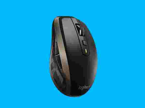 The Logitech MX Anywhere 2