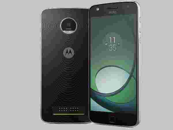 8% off on Moto Z Play with Style Mod
