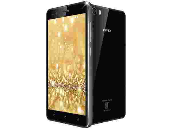 Intex Aqua Crystal Plus