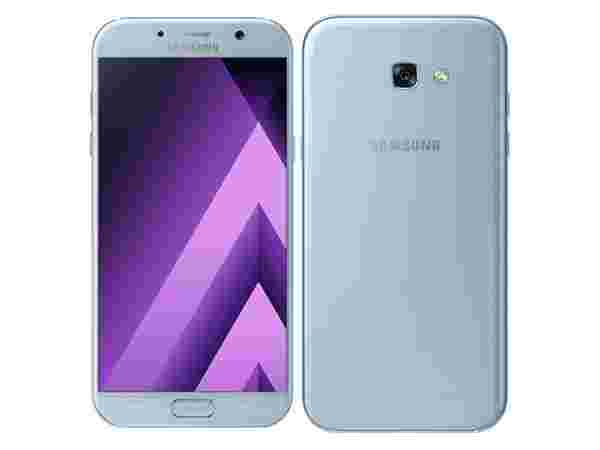 "Expected to receive Android 8.0 ""O"" update to Samsung Galaxy A5 2017"