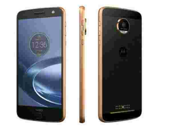 "Expected to receive Android 8.0 ""O"" update to Motorola Moto Z Force"
