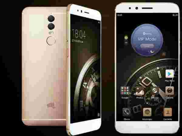 Micromax Canvas Dual 5