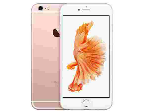 28% off on Apple iPhone 6s Plus (Gold, 32 GB)