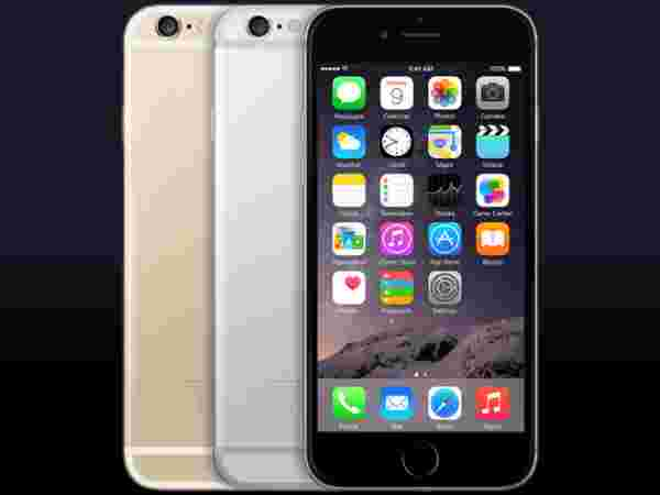 40% off on Apple iPhone 6 (Space Grey, 16 GB)