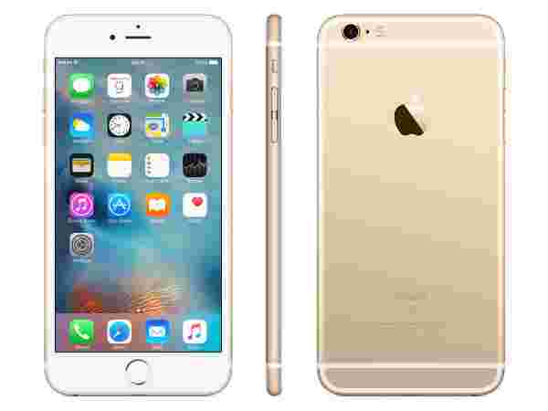 11% off on Apple iPhone 6 Plus (Silver, 16GB)