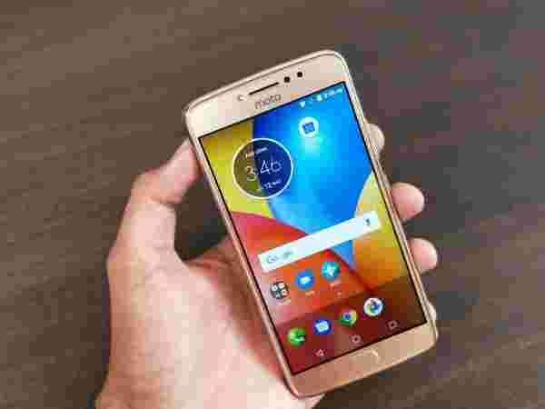 Moto E4 Plus and Moto E4 First Impressions: More secure and