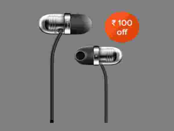 10% off on Mi Capsule Earphones