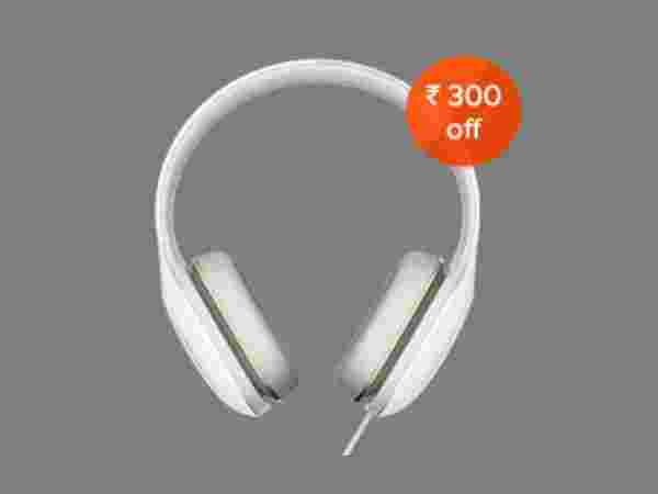10% off on Mi Headphones Comfort